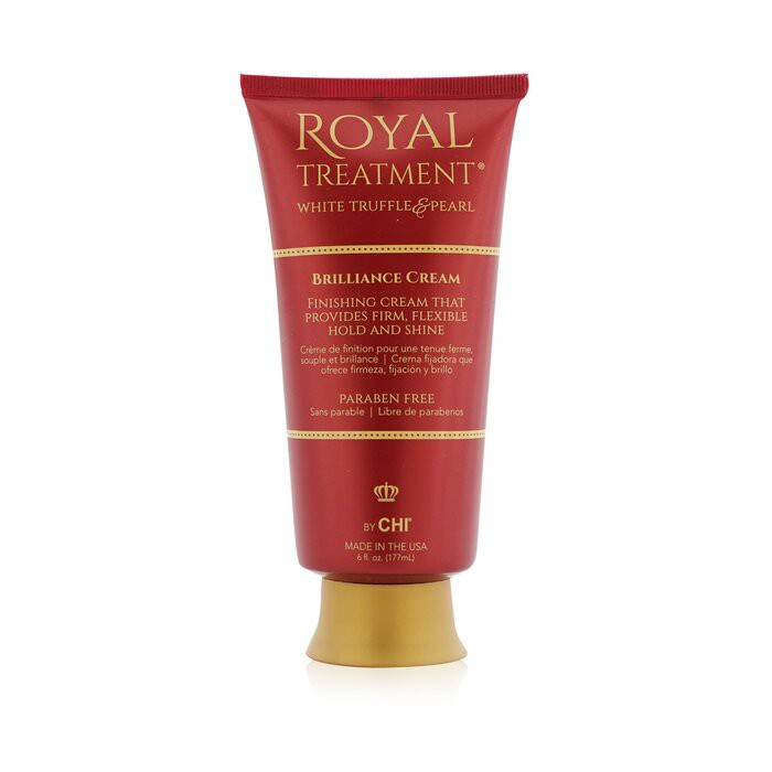 CHI - 亮澤造型霜 (彈性定型, 亮澤) Royal Treatment Brilliance Cream