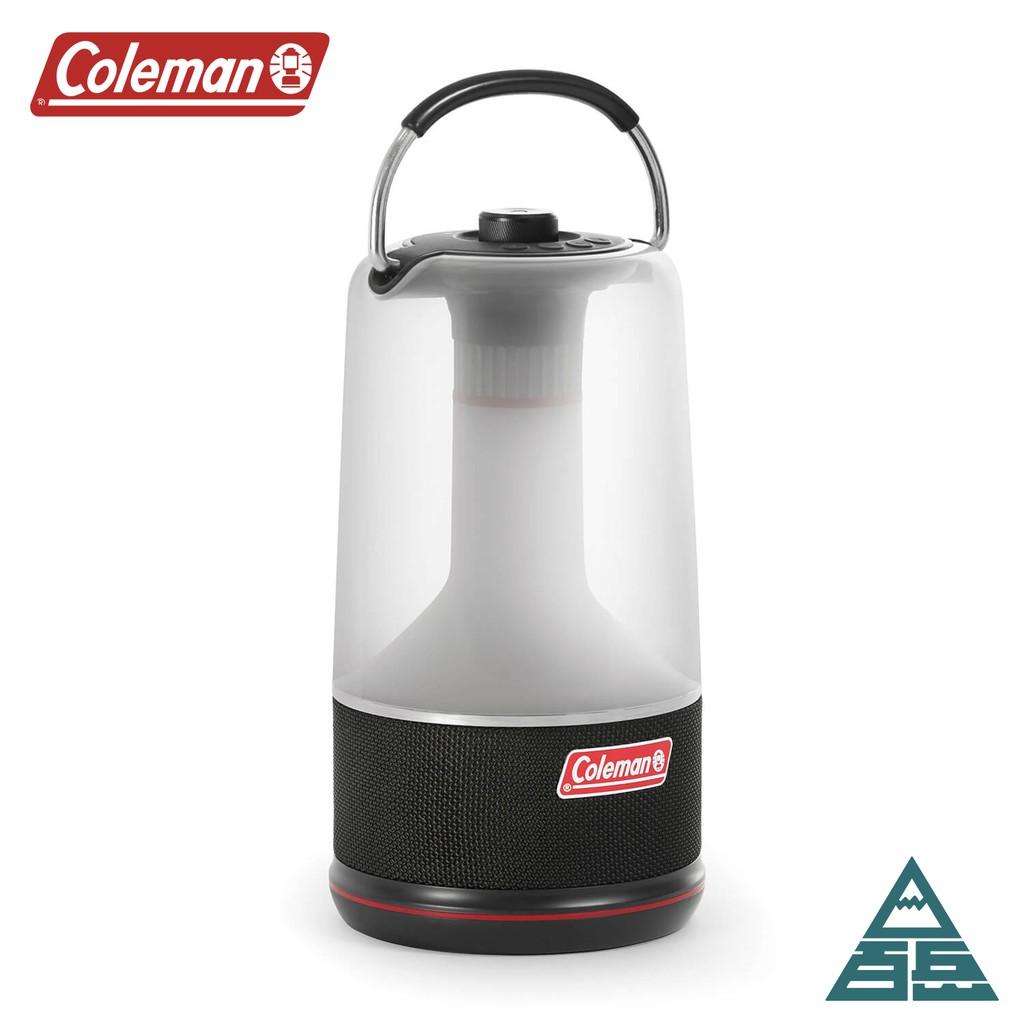 [Coleman]360°全環繞藍芽喇叭營燈【士林百岳】原廠正品 可調亮度