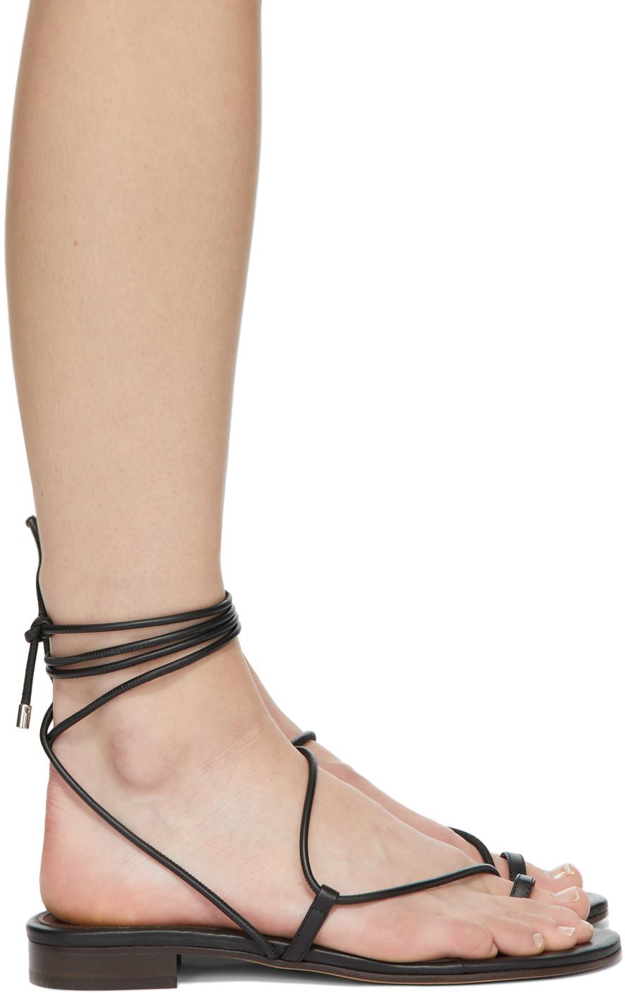Emme Parsons 黑色 Susan 凉鞋
