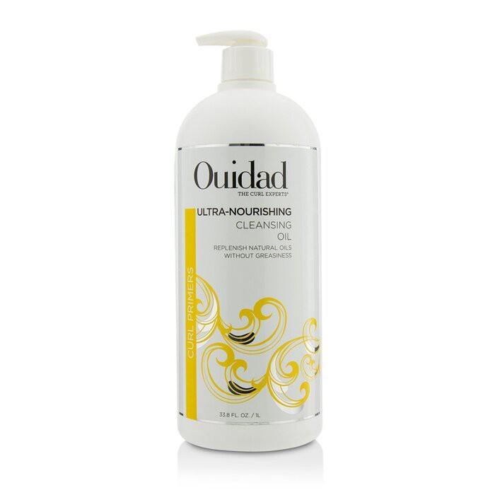 奎德美髮專家 - 滋養潔髮油 Ultra-Nourishing Cleansing Oil(捲髮護色)
