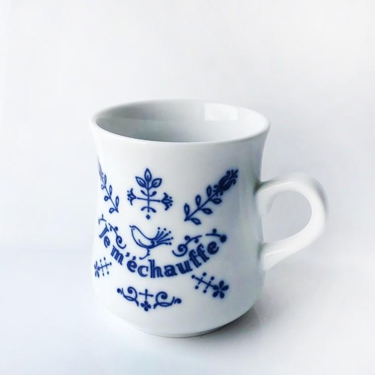 【日本 MEISTER HAND 】CUISINE古典陶瓷馬克杯220cc《WUZ屋子》餐廚 陶瓷 水杯 造型杯 咖啡杯