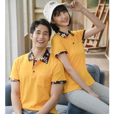 【LEIDOOE】客家文化休閒風女短POLO衫(16889)