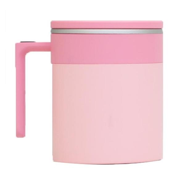 鑚技全自動攪拌杯便捷咖啡杯懶人磁力杯家用辦公旋轉電動水杯 艾瑞斯「快速出貨」
