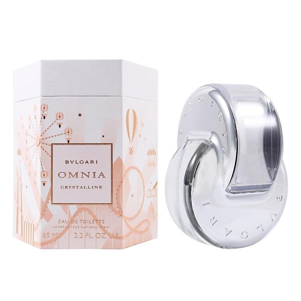 BVLGARI 寶格麗 白水晶 晶澈女性淡香水 65ml (限量版)