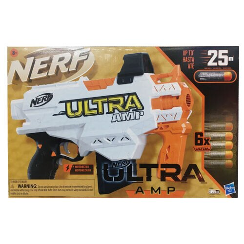 《 NERF》  極限系列 AMP 手持射擊器  東喬精品百貨