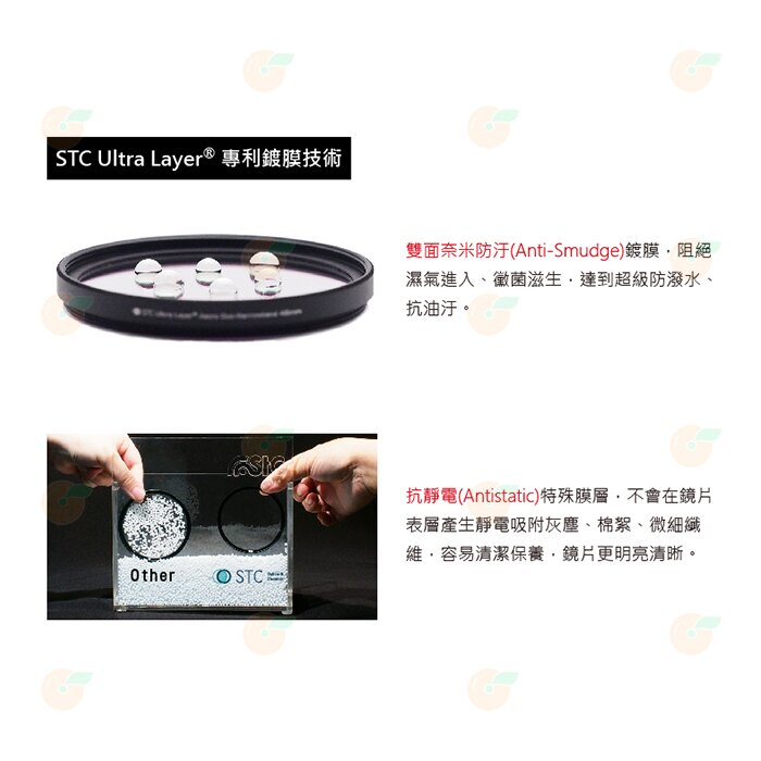 送蔡司拭鏡紙10包 台灣製 STC Astro Duo-Narrowband 48mm 雙峰窄頻光害濾鏡 天文 有保固