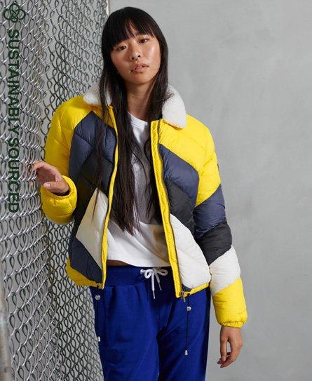Superdry Splice Padded Jacket