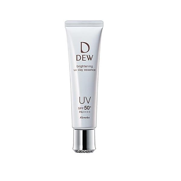 【南紡購物中心】【Kanebo 佳麗寶】DEW 淨潤白UV防護美容液SPF50+ ∙ PA++++ 40g