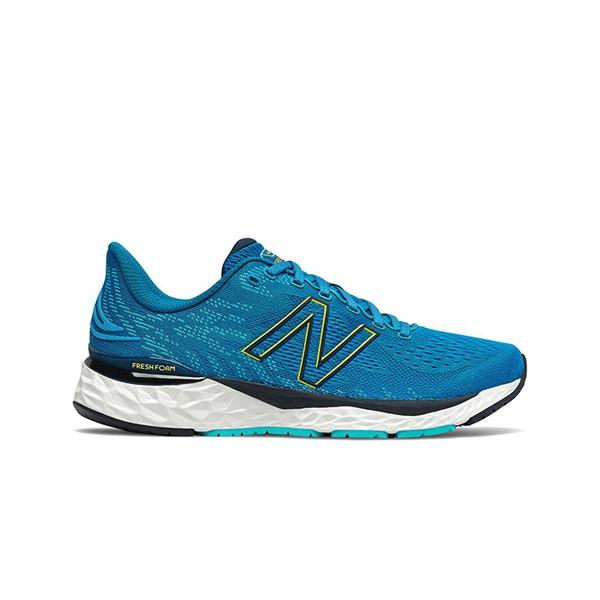 【NEW BALANCE】Fresh Foam 中底 慢跑鞋 輕量 透氣 海浪藍 數碼天藍 男鞋 -M880F112E