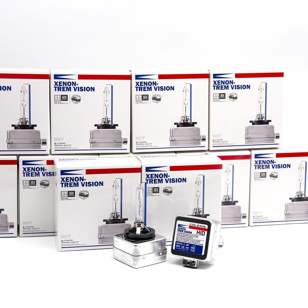 【保固一年】D1S D1R D3S D3R HID Xenon 氙氣燈 燈泡 汽車 大燈 頭燈 4300K 6000K