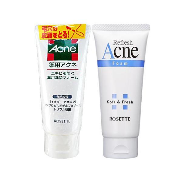 日本 ROSETTE 青春調理/深層淨脂 清爽洗顏乳(120g)【小三美日】 DS001232