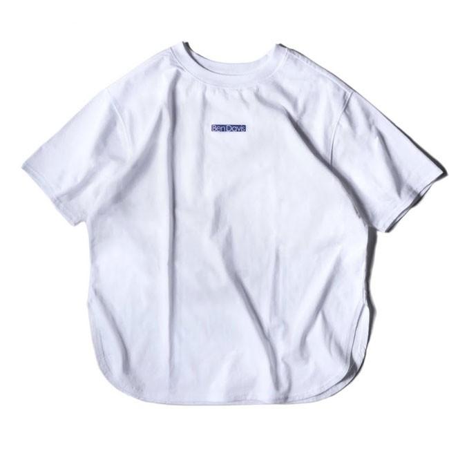 BEN DAVIS BDZL1-0006 LADIES ORGANIC TEE 有機棉 抗菌防臭 女款 短T (白色)