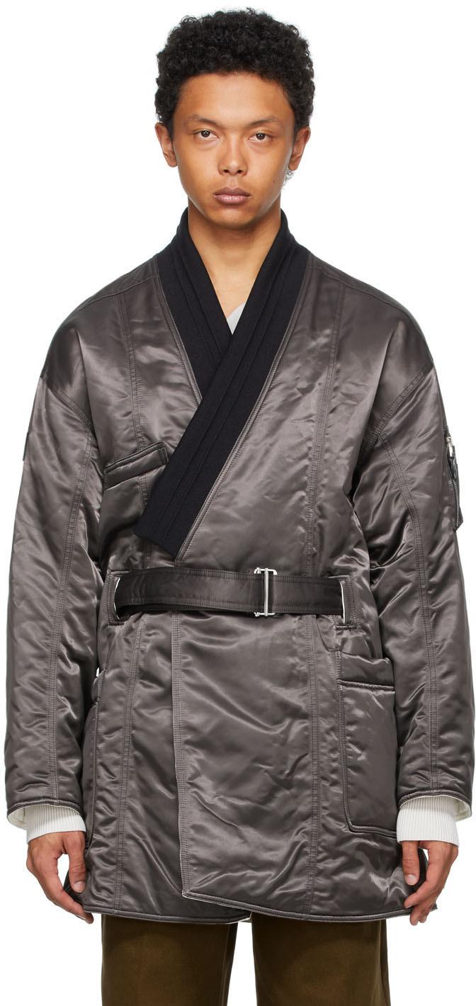 Ambush 黑色 Kimono 夹克