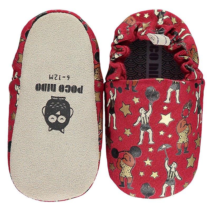 Poco Nido (英國) 嬰兒 BB鞋 學行/學步鞋仔 - 大力士