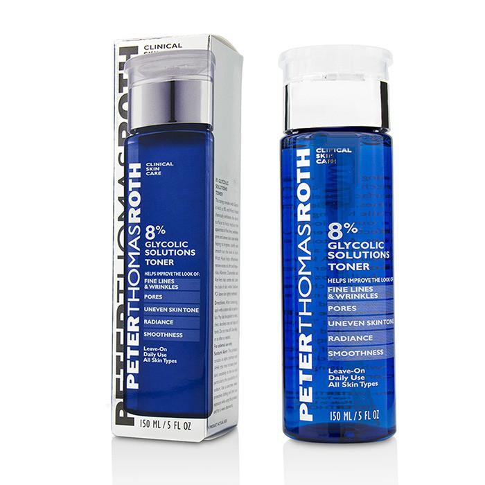 彼得羅夫 - 8%乙醇酸爽膚水Glycolic Solutions 8% Toner