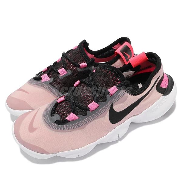 【六折特賣】Nike 慢跑鞋 Wmns Free RN 5.0 2020 紅 黑 赤足 女鞋 運動鞋【ACS】 CJ0270-004