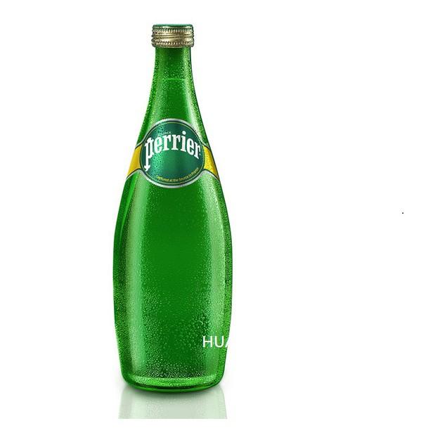 現貨免運 沛綠雅Perrier氣泡礦泉水330ml-24瓶/箱 箱出免運