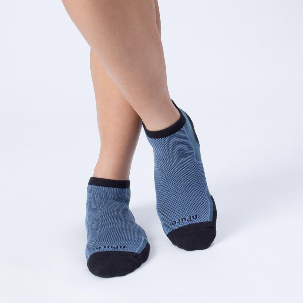 多功科技運動襪-灰藍 (商品編號:S0100863)