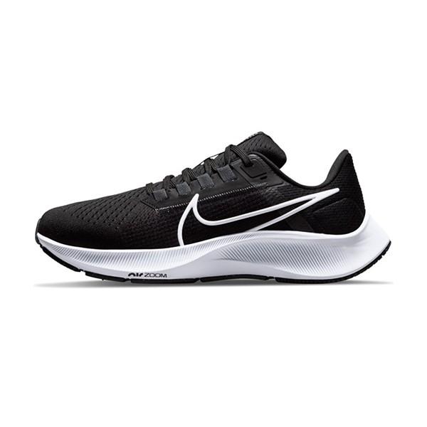 【NIKE】AIR ZOOM PEGASUS 38 小飛馬 慢跑鞋 黑 女鞋 -CW7358002