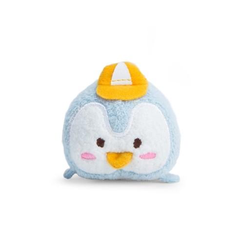 [ARTBOX] 戴帽子的企鵝娃娃迷你抱枕 (俯身款)