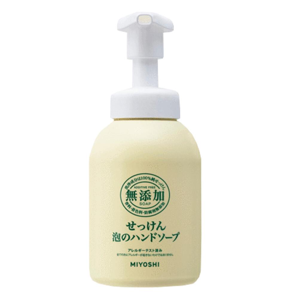 日本miyoshi 洗手乳