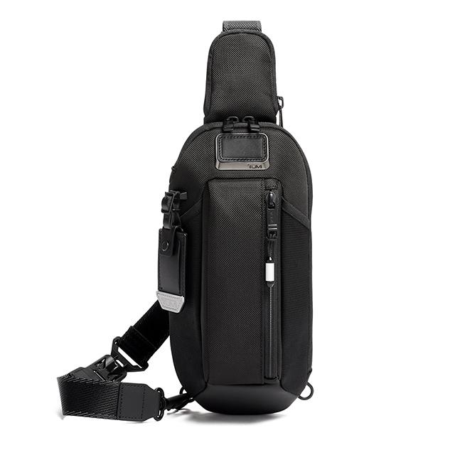 TUMI ESPORTS 專業單肩包-黑色