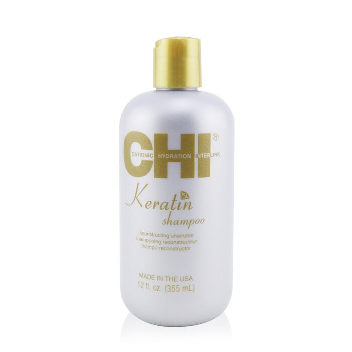 CHI - 角蛋白重建洗髮精 Keratin Shampoo Reconstructing Shampoo
