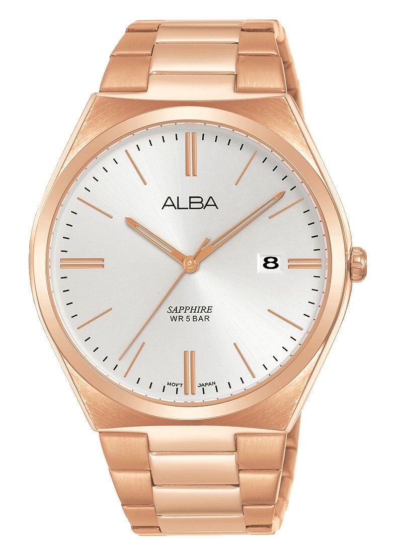 ALBA 經典玫瑰金時尚腕錶VJ42-X286K(AS9J60X1)