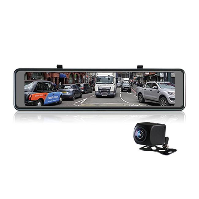 Polaroid寶麗萊 DS1101GS 電子後視鏡 行車紀錄器 星光夜視 附32G卡 (禾笙科技)