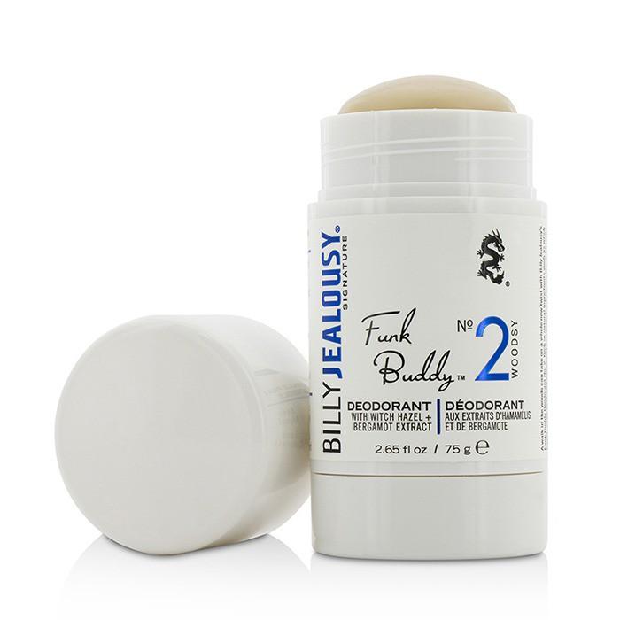 BILLY JEALOUSY - 體香膏2號 Funk Buddy Deodorant No.2 - 木香