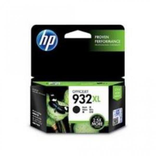 HP CN053AA NO.932XL 黑色墨水匣