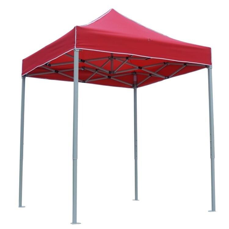戶外廣告帳篷印字伸縮摺疊遮陽棚帳篷傘擺攤雨棚四腳車棚大傘迷彩 nms