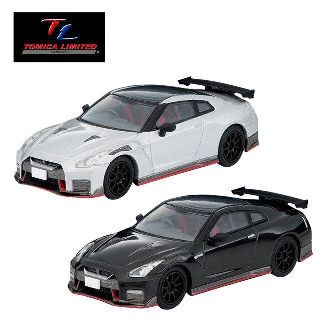 【日本正版】TOMICA LV-N217 日產 GT-R NISMO LIMITED VINTAGE TOMYTEC 多美小汽車