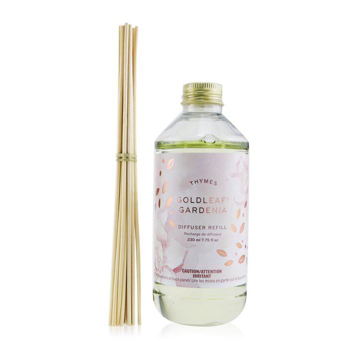 香百里 - 室內香氛擴香瓶 Aromatic Diffuser - 金葉梔子花
