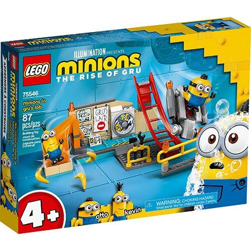 樂高LEGO 75546 小小兵系列 - Minions in Gru's Lab