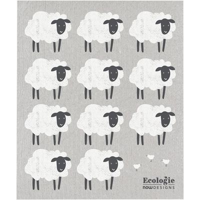 《NOW》瑞典環保抹布(綿羊)