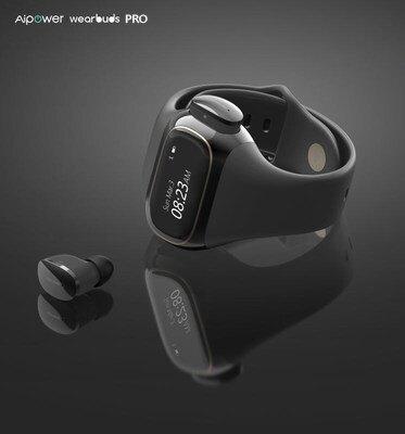 wearbuds-pro無線藍芽耳機與智慧型手錶
