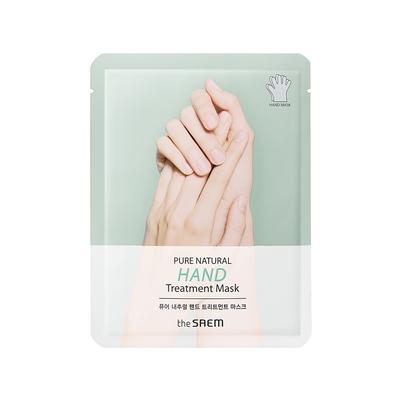 【韓國the SAEM】得鮮-保濕修護嫩手足膜(16gx1對入) #護手膜