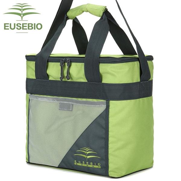 EUSEBIO保溫包送餐包外賣保溫箱冷藏戶外冰包保溫袋背奶包便當包 青木鋪子「快速出貨」
