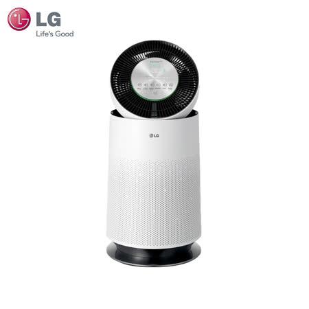 LG樂金 PuriCare 360°空氣清淨機 HEPA 13版(單層) AS651DWH0