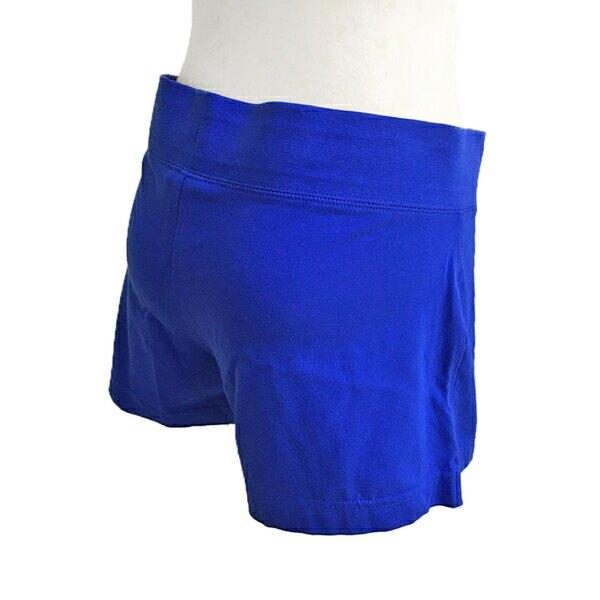 NIKE AS NIKE JERSEY SHORT [615056-481] 女 短褲 運動 休閒 舒適 藍