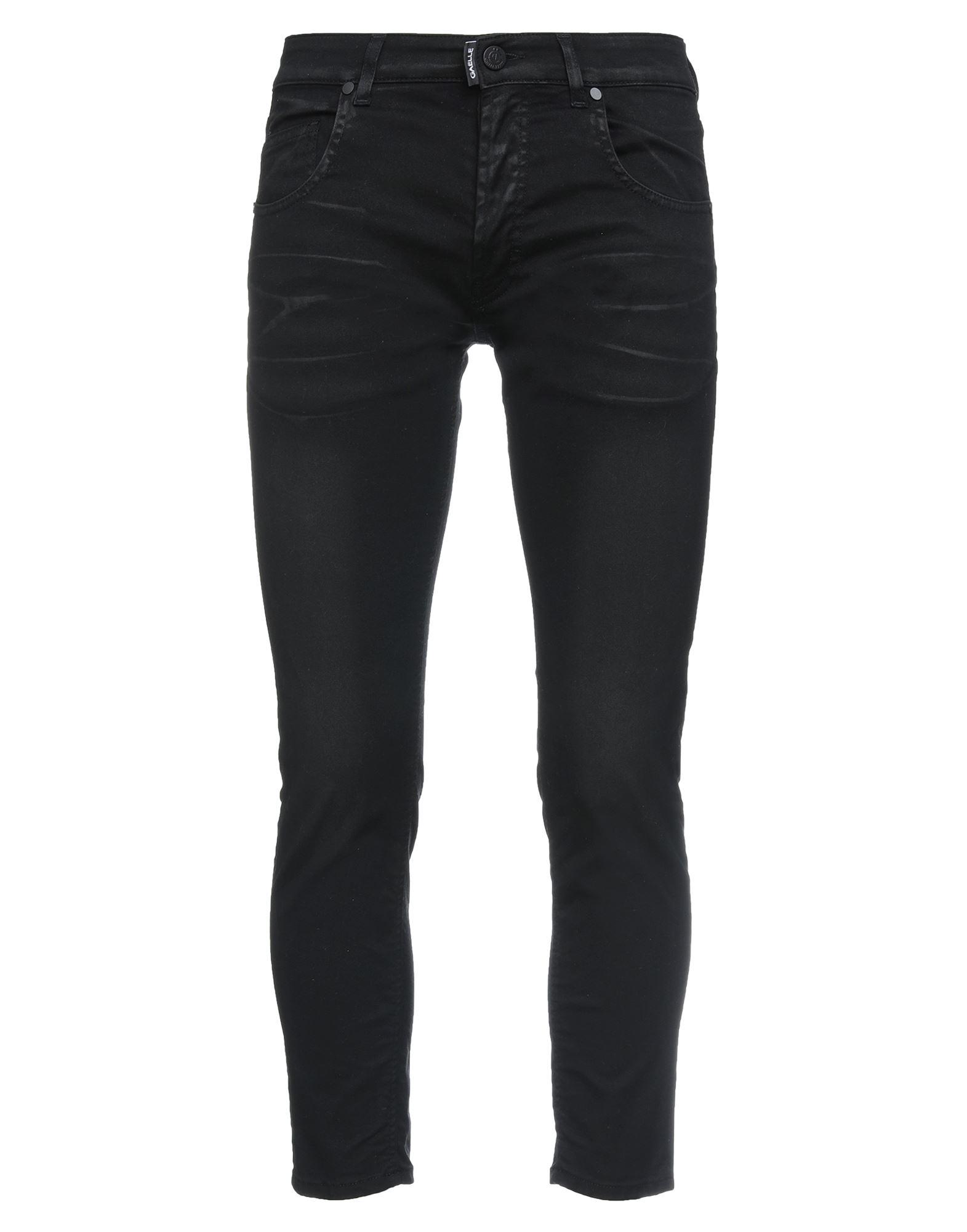 GAëLLE Paris Denim pants - Item 13581647