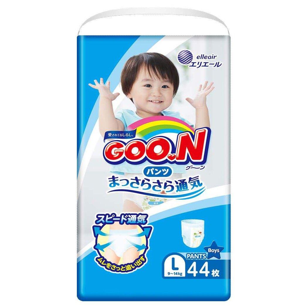 日本大王GOO.N褲型-境內版/箱購 女XXL 28片*6包