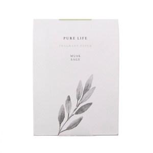 HOLA Pure Life覓靜香氛片10入組-麝香鼠尾草