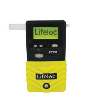 Lifeloc專業級微電腦酒測器/酒精測試儀 FC-20(美國原裝)