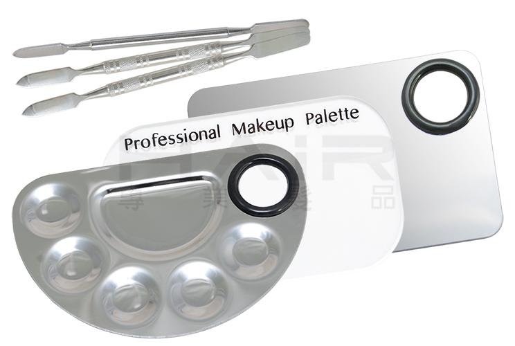 專業新秘工具時尚彩妝調色板(3款樣式任選)皆附調色棒