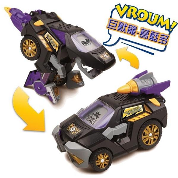 【 Vtech 聲光玩具 】聲光變形恐龍車-巨獸龍 -葛藍多 / JOYBUS玩具百貨