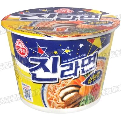 不倒翁 金拉麵碗麵-原味(110g)