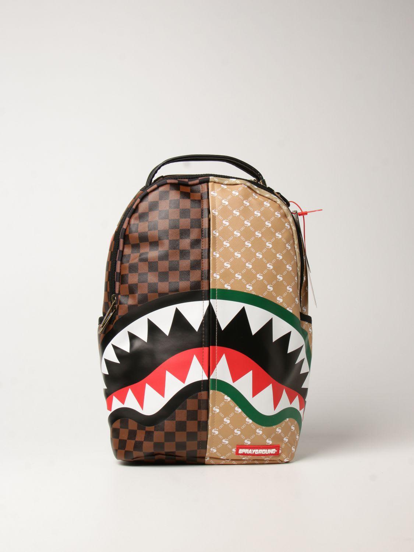Sprayground Backpack Bags Men Sprayground