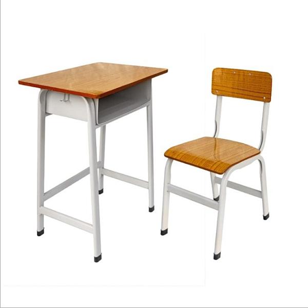 中小學生課桌椅輔導班培訓班學校學習寫字桌兒童書桌家用廠家 艾瑞斯AFT「快速出貨」